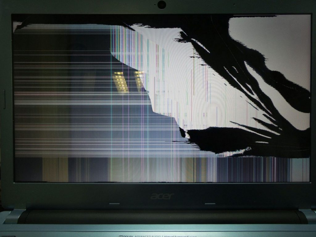 Замена экрана на ноутбуке Acer
